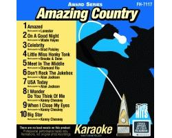 Amazing Country (CD+G)